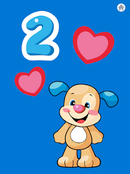 Learning Letters Puppy APK screenshot thumbnail 3