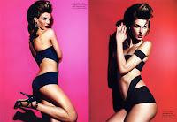 Photography Miguel Reveriego, Stylist Capucine Safyurtlu, Makeup Dele Olo