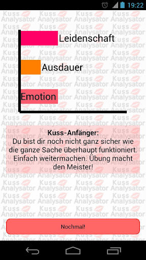 Kiss Analyzer