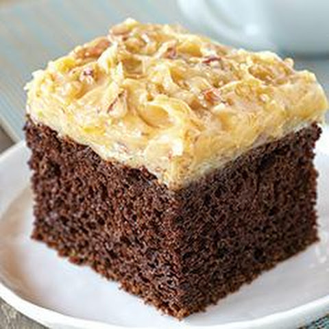 German Chocolate Cake With Condensed Milk Recipes | Yummly