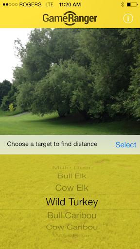 Game Ranger-Hunt Range Finder - screenshot
