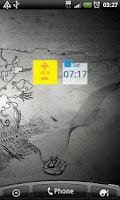Screenshot of Next Alarm