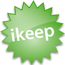 iKeep ( keep friend, myself )