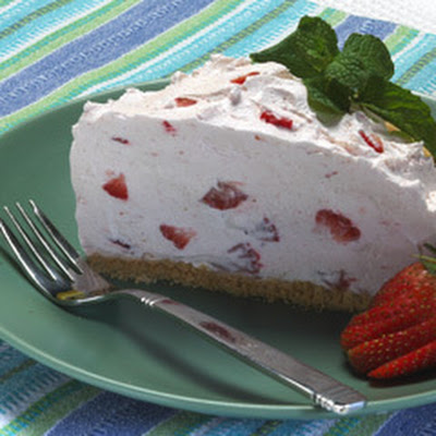 Frozen Fruity Berry Pie