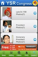 Screenshot of YSR Congress