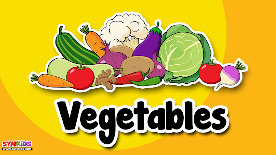 Vegetables - screenshot