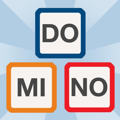 Word Domino - Letter games 教育 App LOGO-APP開箱王