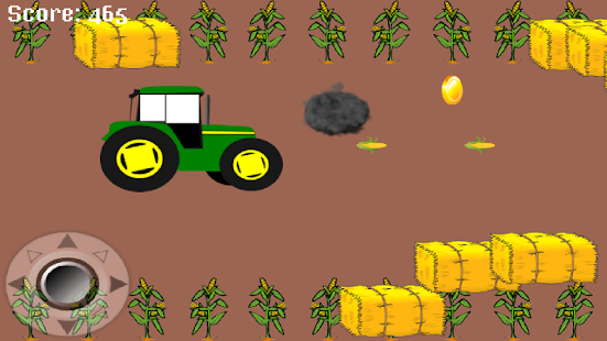 Tractor Game for Toddlers - screenshot