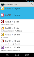 Screenshot of Bus Coruña