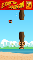 Screenshot of Flappy Cardinal