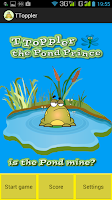 Screenshot of Jumping Frog The Pond Prince 2