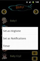 Screenshot of Sounds and Ringtones
