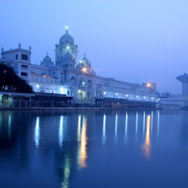 Amritsar, December 2009 by Jeet Kumar - Buildings & Architecture Places of Worship