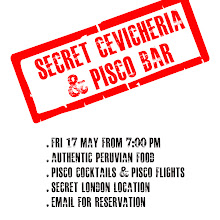 Secret Cevicheria & Pisco Bar