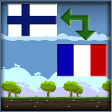 Learn French (Finnish)
