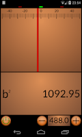 Screenshot of Tuner - Pitch Detector Free