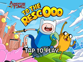 Screenshot of Finn and Jake To The RescOoo