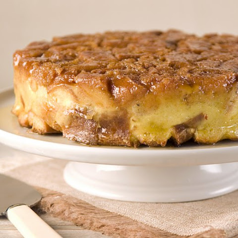 Caramel Bread Pudding