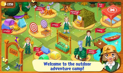 Baby Outdoor ventures - screenshot