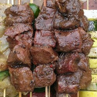 Indonesia Sate (Meat Kabobs)
