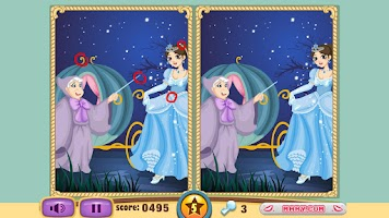 Screenshot of Cinderella FTD - Free game