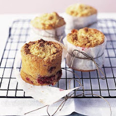 Raspberry & Coconut Muffins