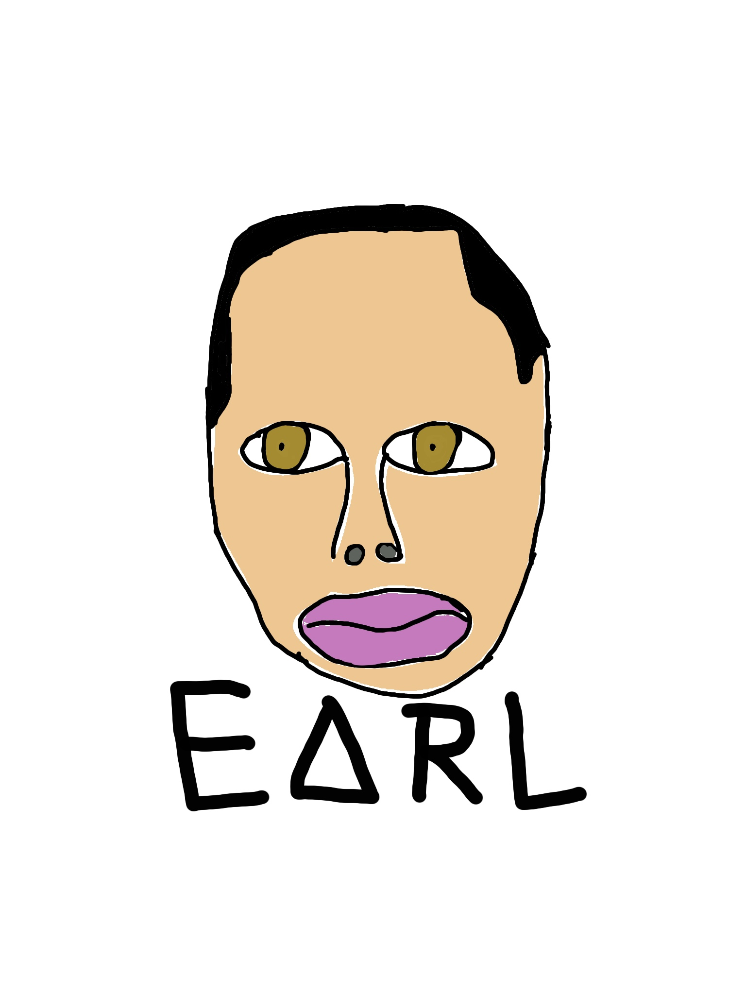 Free earl hoodie