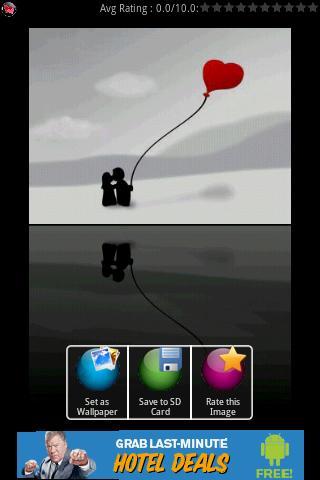玩個人化App|水晶浪漫壁紙免費|APP試玩