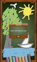 Screenshot of Magic Slate HD for Tablets