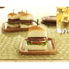 Grilled Teri Sliders