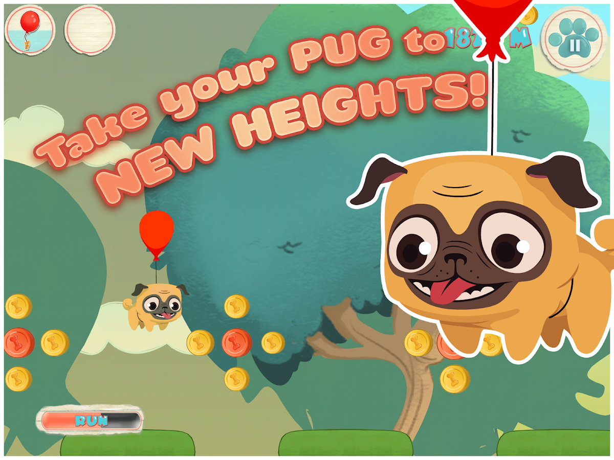 Pug Run Screenshot 8