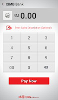 Screenshot of Plug n Pay by CIMB Bank
