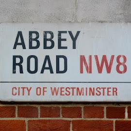 abbey road by Lynnie Keathley - City,  Street & Park  Neighborhoods