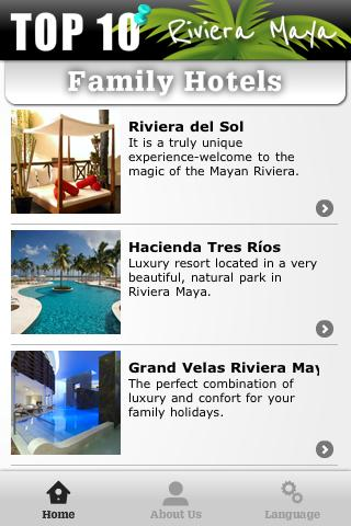 Family Hotels Riviera Maya