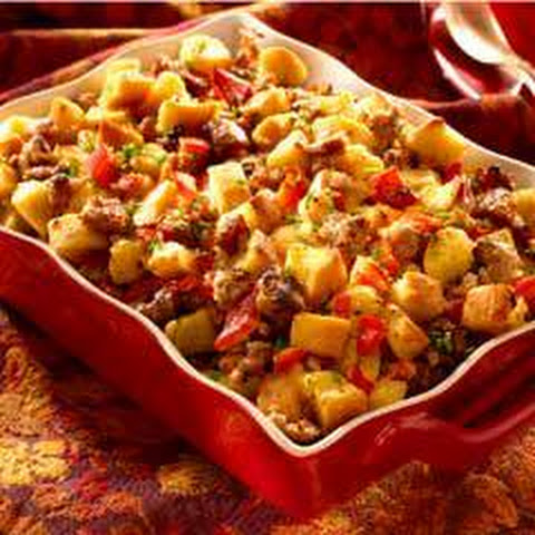 Super Moist Sausage & Bread Stuffing
