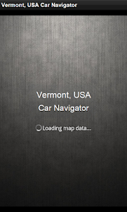 GPS Navigation Vermont, USA - screenshot