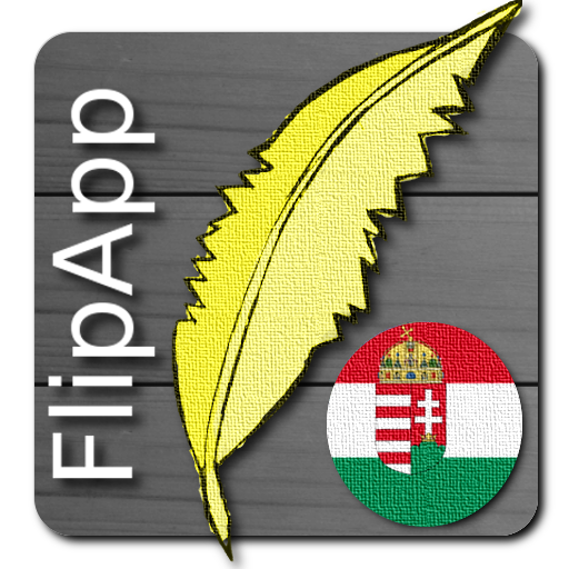 FlipApp FamousQuotes Hungarian
