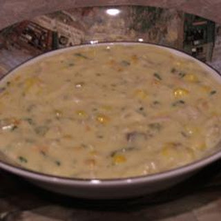 Cajun Shrimp Corn Soup Recipes