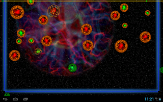 Screenshot of Big Bang free
