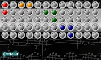 Screenshot of Flute Dots