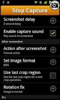 Screenshot of Screenshot UX Trial