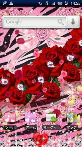 [キラ姫専用テーマ] Glamorous Rose
