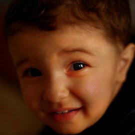 Hamodi by Azher Saleh - Babies & Children Child Portraits ( baby )