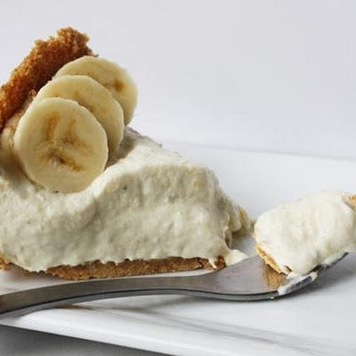 Icebox Banana Cheesecake