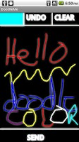 Screenshot of DoodleMe