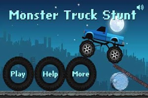 Screenshot of Monster Truck Stunt (Free)