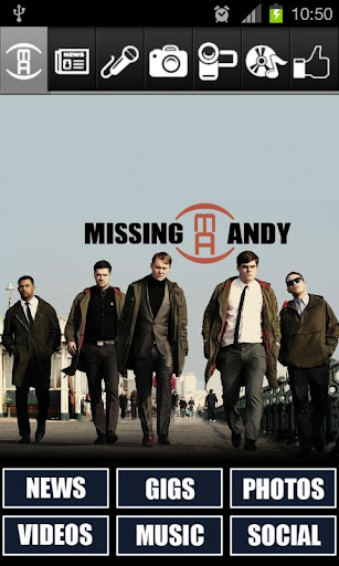 Missing Andy