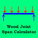 Wood Joist Span Calculator icon
