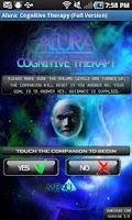 Screenshot of Alura : Cognitive Therapy Full