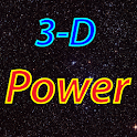 Power 3D viewer icon